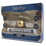 Image of Harry Potter Golden Flying Snitch Heliball