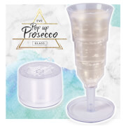 Pop Up Prosecco Glass