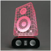 Sound Reactive Speaker - Speaker