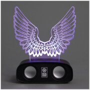 Image of Sound Reactive Speaker - Wings