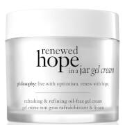 Купить Увлажняющий гель-крем для лица без масел philosophy Renewed Hope in a Jar Oil Free Gel Cream 60 мл