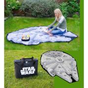 Star Wars Millenium Falcon Picnic Rug