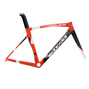 Dedacciai Scuro 25 Disc Frameset - Red - S - Red