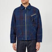Vivienne Westwood Anglomania Men's Factory Jacket - Indigo - L - Blue