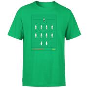 Fooseball Deutschland Men's T-Shirt - Kelly Green