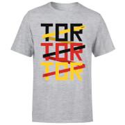 Fussball Weltmeisterschaft TOR TOR TOR Herren T-Shirt - Grau