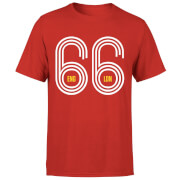 England 66 Men's T-Shirt - Red