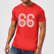 england 66 men's t-shirt - red - s - red