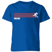 England Forward Kids' T-Shirt - Royal Blue