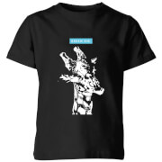 My Little Rascal Dream Big. Kids' T-Shirt - Black