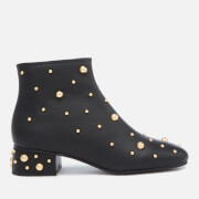 See By Chloé Women's Embellished Ankle Boots - Nero - UK 4 - Black