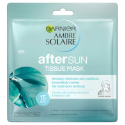 Image of Ambre Solaire After Sun Cooling Hyaluronic Acid Face Sheet Mask 32g
