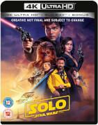 Solo: A Star Wars Story - 4K Ultra HD