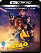Han Solo: una historia de Star Wars 4K Ultra HD