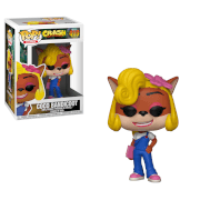 Figurine Pop! Coco Crash Bandicoot