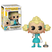Cuphead Sally & Wind Up Mouse Pop! Vinyl Figur