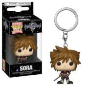 Kingdom Hearts 3 Sora Pop! Keychain