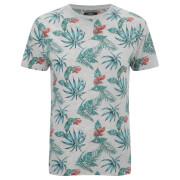 Threadbare Men's Kedgeree T-Shirt - Ecru Marl