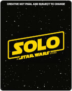 Solo: A Star Wars Story 3D (Inkl. 2D Version) - Zavvi Exklusives Limited Edition Steelbook