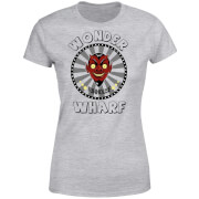 Bobs Burgers Wonder Wharf Fun House Women's T-Shirt - Grey