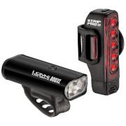 Lezyne LED Lite Drive 800XL/ Strip Pro Light Set