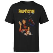 Pulp Fiction Poster Men's T-Shirt - Black