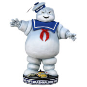 NECA Ghostbusters Stay Puft Head Knocker
