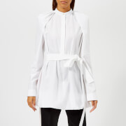 JW Anderson Women's Floating Sleeve Shirt - White - UK 12 - White