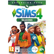 The Sims 4 Seasons (Code In a Box)