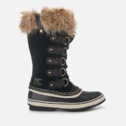 Sorel Women's Joan of Arctic Hiker Style Knee High Boots - Black Stone - UK 4 - Black