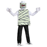 LEGO Iconic Kids Mummy Classic Halloween Fancy Dress - Purple