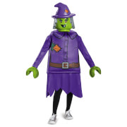 LEGO Iconic Kids Witch Classic Halloween Fancy Dress - White