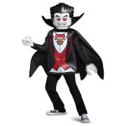LEGO Iconic Kids Vampire Classic Halloween Fancy Dress - Black
