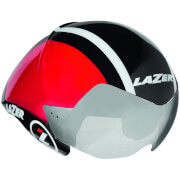 Lazer Wasp Air Helmet – M-L – Black/Red/White Lotto Soudal