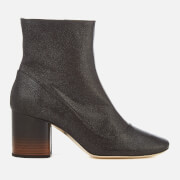 Paul Smith Women's Nira Glitter Heeled Ankle Boots - Black - UK 3 - Black