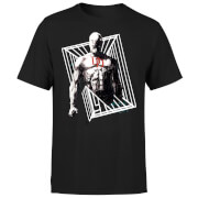 Marvel Knights Daredevil Cage Men's T-Shirt - Black