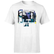 Marvel Knights Jessica Jones Comic Panels T-shirt - Wit
