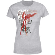 Marvel Knights Elektra Assassin Women's T-Shirt - Grey