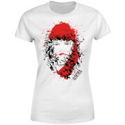 Marvel Knights Elektra Face Of Death Women's T-Shirt - White