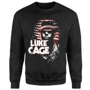Marvel Knights Luke Cage Sweatshirt - Black
