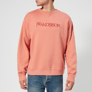 JW Anderson Men's JWA Logo Sweatshirt - Watermelon