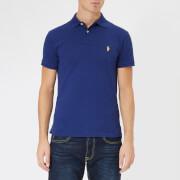 Polo Ralph Lauren Men's Slim Fit Polo Shirt - Fall Royal