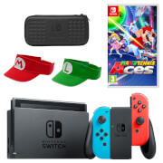 Nintendo Switch Mario Tennis Pack
