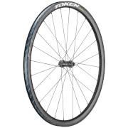 Token RoubX Prime Disc Carbon Tubeless Ready Gravel Wheelset - Shimano