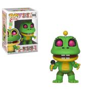 Five Nights at Freddy's Pizza Simulator - Happy Frog Pop! Vinyl Figur
