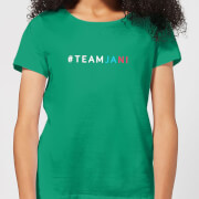 TeamJani Women's T-Shirt - Kelly Green