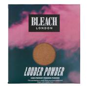 Купить Компактные тени для век с высоким содержанием пигментов BLEACH LONDON Louder Powder Rg 3 Me