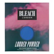 Компактные тени для век с высоким содержанием пигментов BLEACH LONDON Louder Powder Bl фото