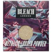 Купить Компактные тени для век с металлическим финишем BLEACH LONDON Metallic Louder Powder Gs 4 Me