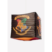 Harry Potter Hogwarts Cube Paper Light Shade